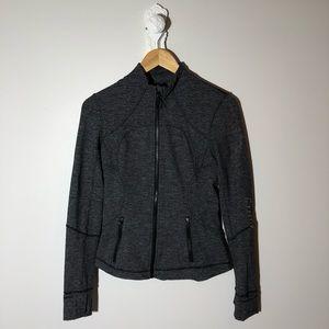 Lululemon Black/Deep Coal Forme Jacket
